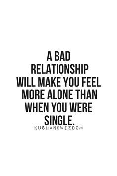 picture quotes more being single relationships bad picture quotes ...