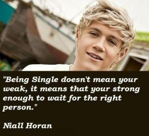 Niall horan famous quotes 4