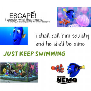 Love Quotes Finding Nemo...