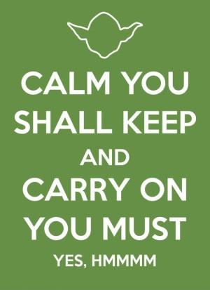 Wisdom from Yoda : 10 Inspiring Quotes