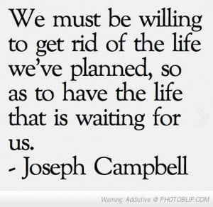 Joseph Campbell - Thoughtfull quotes Picture