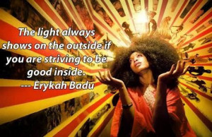 Erykah badu quotes about women
