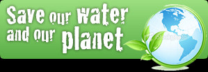 Save Our Water And our planet
