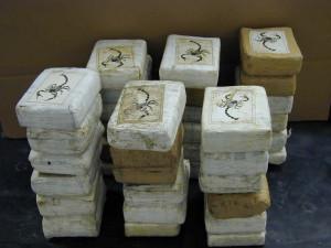 Bricks of cocaine - Image Page