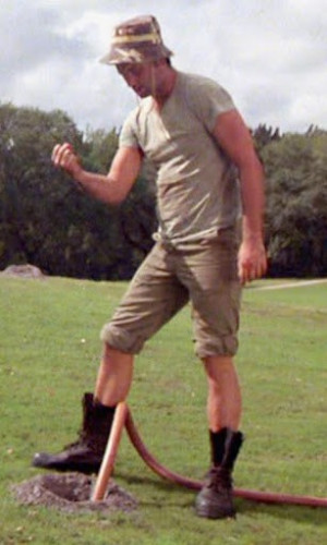 View bigger - Carl Spackler CaddyShack for Android screenshot