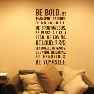 Vinyl wall decal DESIGNED by: Molly Hannula