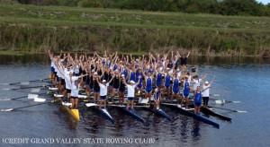 High School Crew Rowing