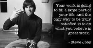 Categories: Authors , Inspiration Quotes , Steve Jobs