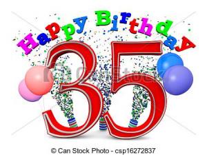 Happy 35Th Birthday 02