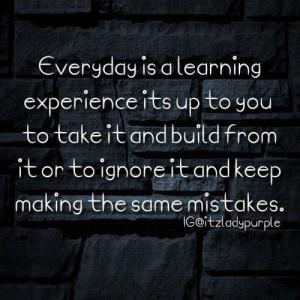 mistakes #strength #love #life