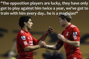 Steven Gerrard Quotes Twitter: steven gerrard on