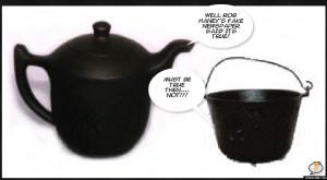 Pot Calling Kettle Black Quotes