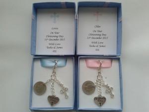 ... Lucky Sixpence Godmother Gift Godfather Godson Goddaughter Gift | eBay