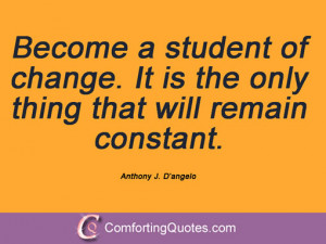 14 Quotes By Anthony J. D'angelo