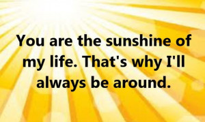 Stevie Wonder - You Are The Sunshine Of My Life - song lyrics, song ...