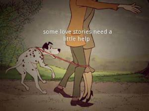 cartoon, help, love, love story, need, romantic