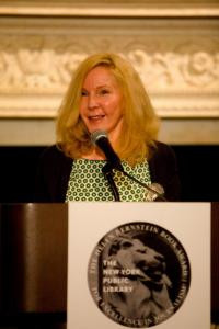 Katherine Boo won the New York Public Library's 2013 Helen Bernstein ...