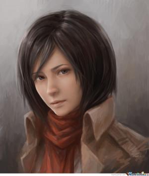 Real Life Mikasa Ackerman