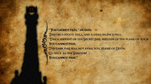 quotes sauron the lord of the rings 1920x1080 wallpaper Movie The Lord ...