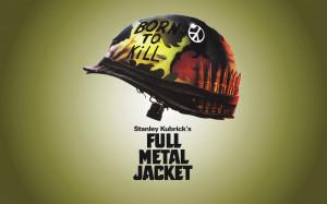 Full Metal Jacket - Dehumanization of Men