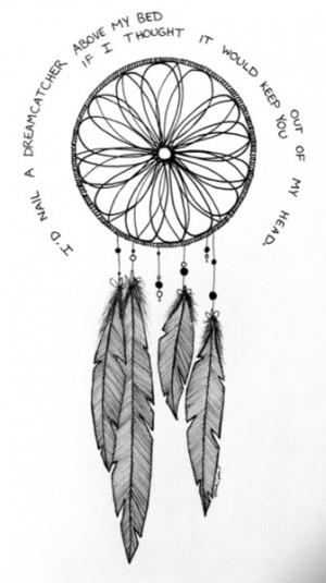 dream catcher tumblr drawing