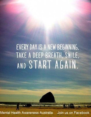Fresh start - motivation and quotes: Life Quotes, Fresh Start, A New ...