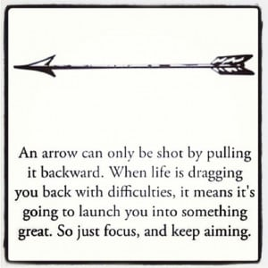 Archery Quotes Life lesson from archery.