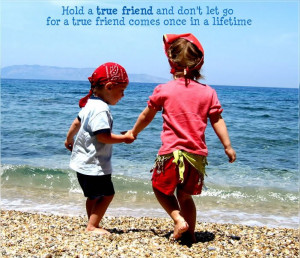 Never Leave Best Friends