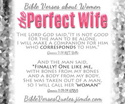 BIBLE VERSES about WOMEN