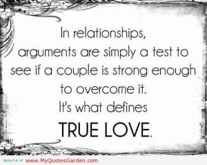 ... relationships | … defines True love. In love relationship arguments