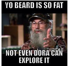 Beard Quotes on Pinterest