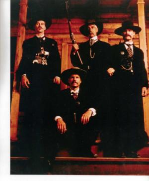 Tombstone Movie Quotes Wyatt Earp Re: the wyatt earp movies-