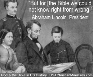 In regards to this great Book [the Bible], I have but to say it is the ...