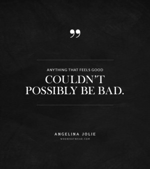 ... What? Angelina Jolie's Most Mind-Blowing Quotes | WhoWhatWear.com