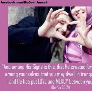 Muslim husband wife+quotes+(5) Muslim Husband Wife Quotes