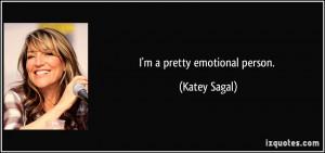More Katey Sagal Quotes