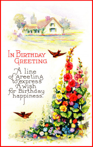 The Heartfelt Birthday Greetings for Your Loved Ones
