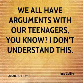 Quotes About Teenagers Know It All