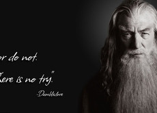 Technology > Youtube > gandalf quotes wrong the lord of the rings yoda ...