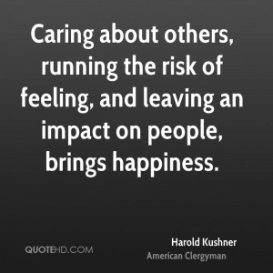 Caring About Others Feelings Quotes