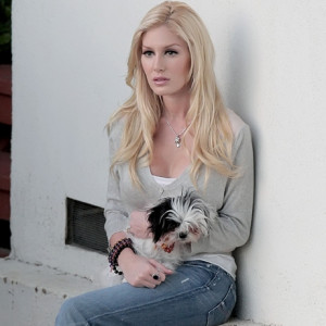 Heidi Montag Worried About How She Looks in Sex Tape!