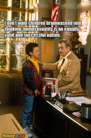 The Most Homophobic Carl Paladino Quotes...Said by Mr. Feeny