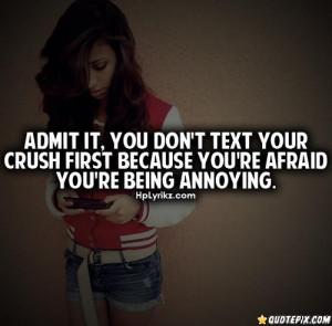 Admit Quotes
