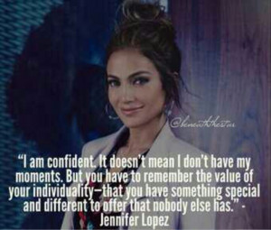 Back > Quotes For > Jennifer Lopez Quotes Tumblr