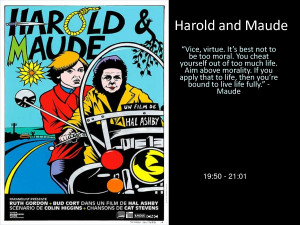 Harold and Maude (PowerPoint) by MikeJenny