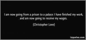 More Christopher Love Quotes