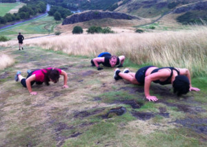 The military-style fitness camps are designed to provide a great ...