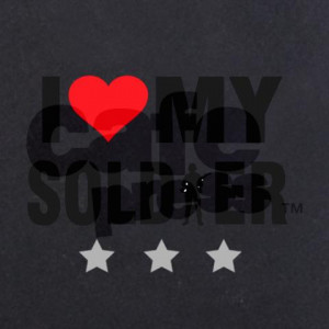 Love My Soldier I love my soldier yoga pants