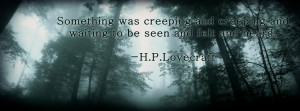 HP Lovecraft Facebook Cover Photos