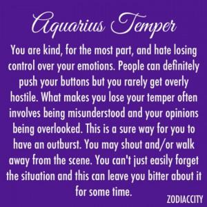 aquarius quotes | Pinned by Anna Joseph